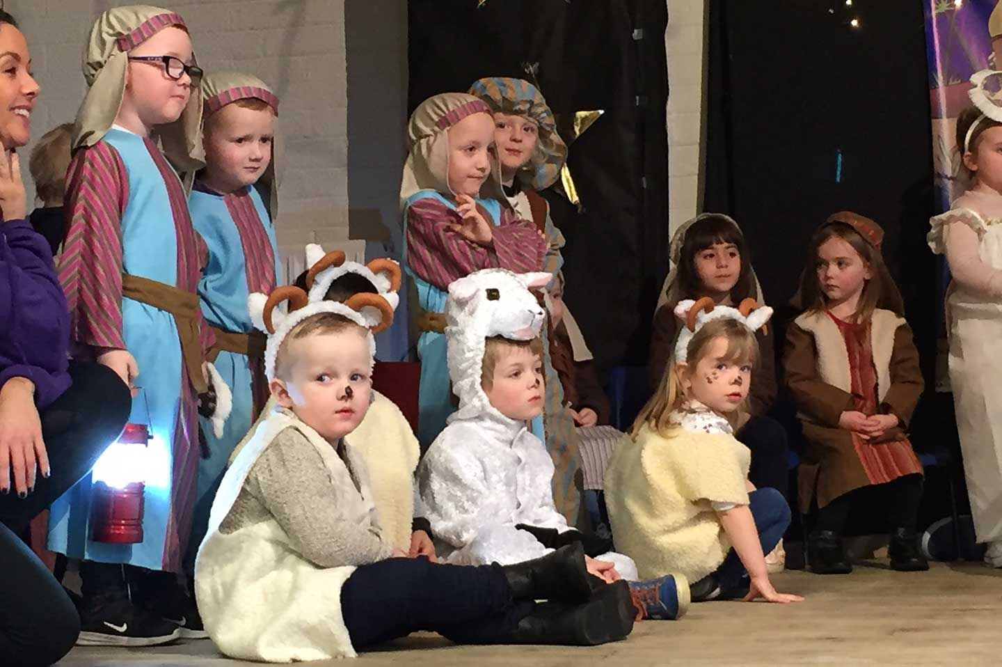 Nursery Nativity 2018